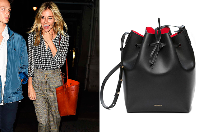 1.	Mansur Gavriel.  The OG underground It-bag, the brand's range of distinctive leather bucket bags has been so successful the label has branched out into shoes and ready-to-wear.  While prices for the cult totes have slowly inched up thanks to sell-out demand and celeb devotees like Sienna Miller, Gigi Hadid and Miranda Kerr, you can still score a bag for under $1k.