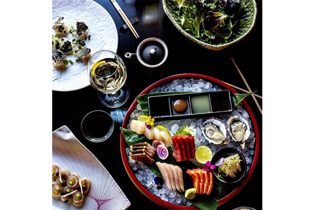 2. Restaurant: Sokyo at The Star, Sydney! Their miso toothfish is literally the best thing I've ever eaten.