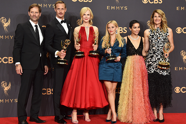 3.	Most of the original cast – such as Laura Dern, Shailene Woodley and Zoe Kravitz are set to return and according to Deadline are said to be in negotiations. Alexander Skarsgard, for obvious reasons, will be absent.