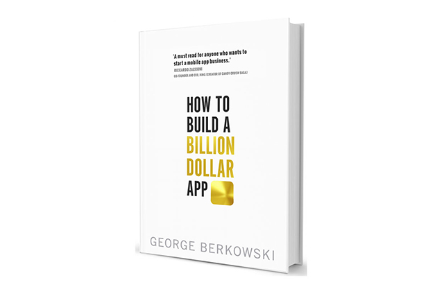 6. Reading: 'How to Build a Billion Dollar App' because my brother and I are working on an app.