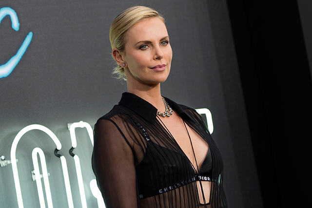 6. Charlize Theron: $14m