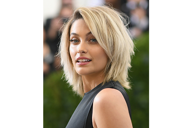 "What to ask for: ""As this has a real cool factor to it, ask your hairdresser to make sure the hair's appearance/feeling sticks with that, that means the texture is dishevelled. The outline of your haircut is kept more solid and then the interior has this new freedom that changes with whatever styling product you enhance your strands with."""