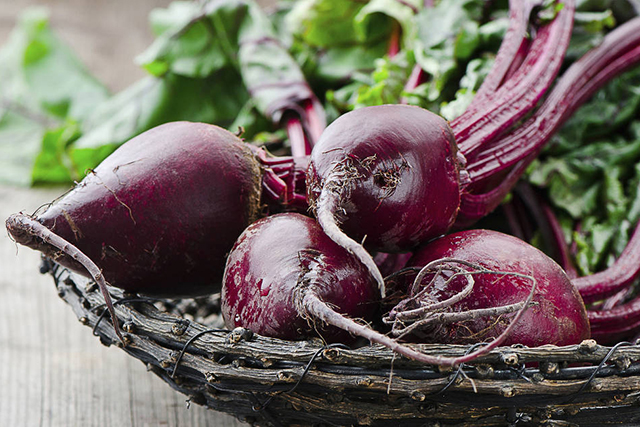 9. Beetroot - it's got plenty of Vitamin C and other macro nutrients and a bitey sweetness that cannot be imitated. It's great in juices, raw slaw and some of our winter pasta dishes here at Marley Spoon.