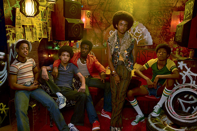 9. Watching: The Get Down.