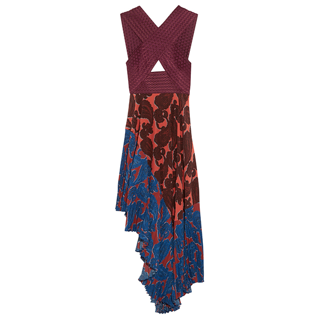 "Stella McCartney dress. Perfect for: the colour and spectacle of Melbourne Cup day<p><a href=""https://www.theoutnet.com/en-AU/Shop/List/Spring_Carnival?cm_sp=Homepage-_-SpringCarnival-_-Promo2"" target=""_blank"">theoutnet.com/en-AU</a></p>"