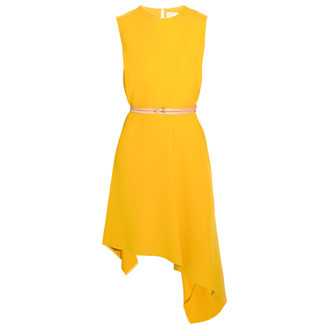 "Victoria Beckham dress. Perfect for: the colour and spectacle of Melbourne Cup day<p><a href=""https://www.theoutnet.com/en-AU/Shop/List/Spring_Carnival?cm_sp=Homepage-_-SpringCarnival-_-Promo2"" target=""_blank"">theoutnet.com/en-AU</a></p>"