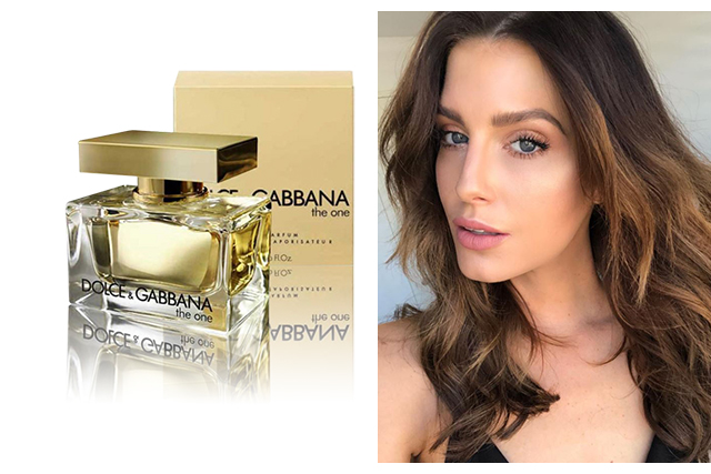 11. Signature scent: The One - Dolce & Gabbana