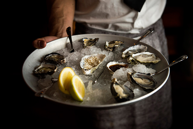 "Every year, Sydney's The Morrison celebrates the most sensual mollusc of them all with a month-long festival of non-stop shucking, which features Oyster-centred dishes and a nightly $1 oyster hour.   Until August 31<p><a href=""http://themorrison.com.au/oysterfestival/"">themorrison.com.au/oysterfestival/</a> </p>"