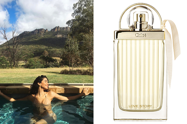 11. Signature scent: Chloé Love Story.