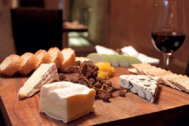 GPO Cheese and Wine Room, Martin Place: You know when an establishment dedicates an entire room to an ingredient, it's going to do it well. Founded as the largest retail cheese room in the Southern Hemisphere, it was the first establishment to allow patrons to mix and match from their 100+ range for a cheese plate that dreams are made of. For those who are cheese-mad, follow it up with a cheese fondue and/or one of many Mac and Cheese varieties. www.gpogrand.com