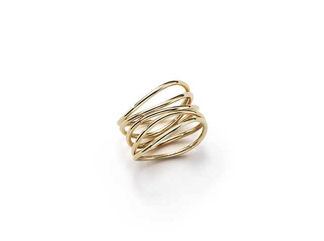 "5<p><a target=""_blank"" href=""http://87k.eu/vuud"">Elsa Peretti Wave Five-row Ring</a></p>"
