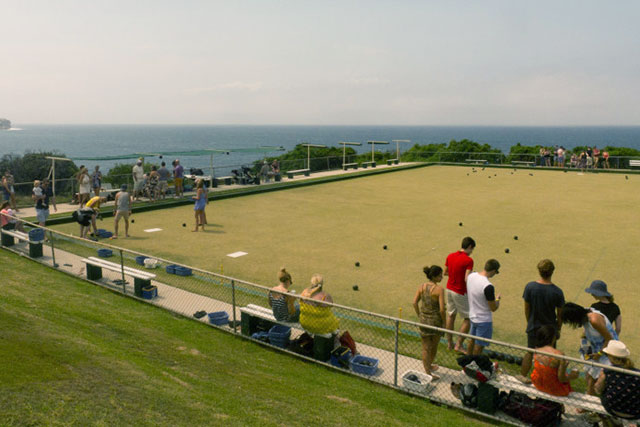 "Clovelly Bowling Club: Barefoot bowls, beautiful vistas and beers? Doesn't get much better than that. 1 Ocean St, Clovelly<p><span style=""font-size: 17px;""><a href=""http://www.clovellybowlingclub.com.au"" target=""_blank"">clovellybowlingclub.com.au</a></span></p>