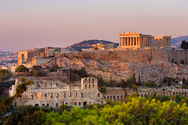 Athens, Greece (image: Getty)