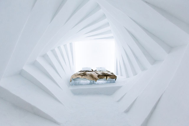 "Icehotel Jukkasjärvi: Of course if you really want to have the full white Christmas there's always Sweden's famous Icehotel. Rug up. Marknadsvägen 63, 981 91 Jukkasjärvi, Sweden<p><a target=""_blank"" href=""http://www.icehotel.com"">icehotel.com </a></p>"