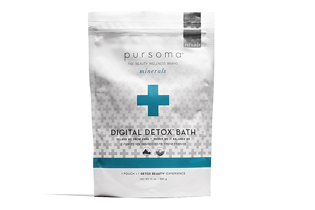 "Pursoma Digital Detox Bath, $34<p><a href=""https://www.anthropologie.com/shop/pursoma-digital-detox-bath2"" target=""_blank"">anthropologie.com </a></p>"