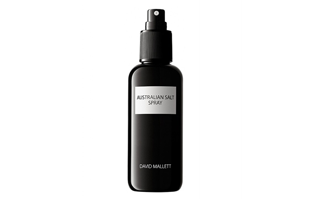 "David Mallett Australian Sea Salt Spray, $54<p><a href=""http://david-mallett.com.au/"" target=""_blank"">david-mallett.com.au</a></p>"