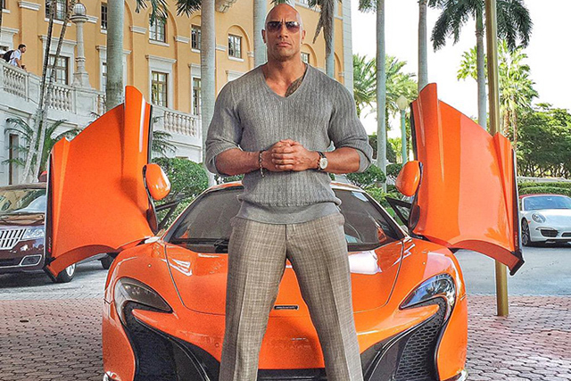 Dwayne 'The Rock' Johnson is pulling in $650,000 USD per episode for 'Ballers'