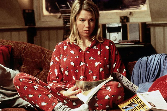 'Bridget Jones's Diary': Bridget Jones (played by Oscar-winning actress Renée Zellweger) represents all the single ladies and that's why we love her (and this film).