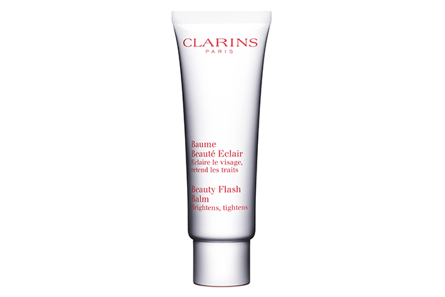 "Clarins Beauty Flash Balm, $55: Because French girls couldn't care less about touch-ups (it interferes with the whole 'effortless' vibe) Clarins Beauty Flash Balm is an essential. The original primer, it smoothes skin and encourages longer-lasting make-up<p><a href=""http://www.myer.com.au/shop/mystore/au-clarins-beauty-flash-balm-50ml-d-1019"">myer.com.au</a></p>"