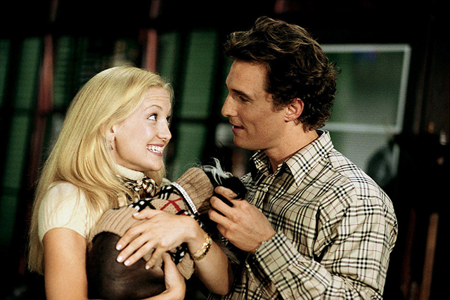 'How to Lose a Guy in 10 Days': Kate Hudson (as Andie Anderson) and Matthew McConaughey (as Benjamin Barry) playing twenty-something New Yorkers doing everything they can to NOT fall in love with other is viewing gold.