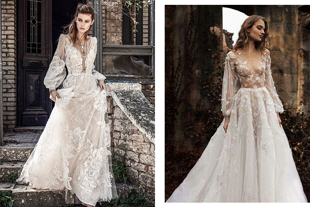 Pinterest Wedding Dresses.2018 Wedding Trends Including Dresses Beauty Cakes Flowers