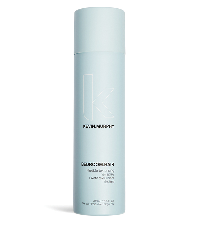 "To loosen up your waves, Murphy suggests Bedroom.Hair to ""…unlock the perfect texture to achieve this look."" RRP $42.95"