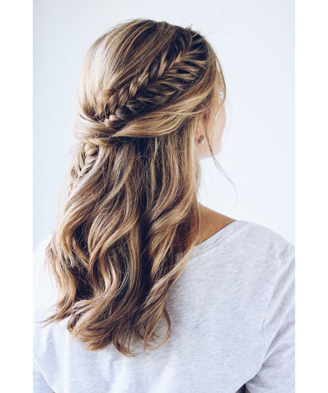 #3 Braids. Image: Pinterest/Mindy Maddox