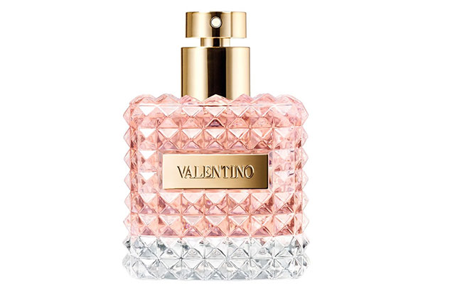 "Fragrance: Valentino donna fragrance. ""This fragrance is so elegant, timeless with a hint of rose essence. It's delectable."""
