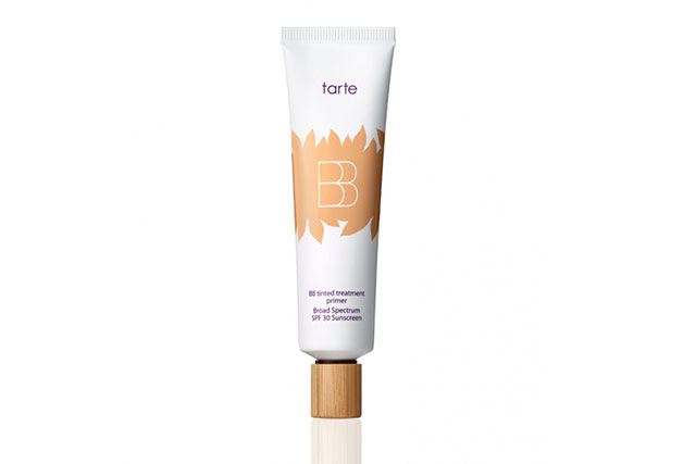 For oily skin: Tarte BB Tinted Treatment 12-Hour Primer Broad Sprectrum SPF 30 Sunscren, $46