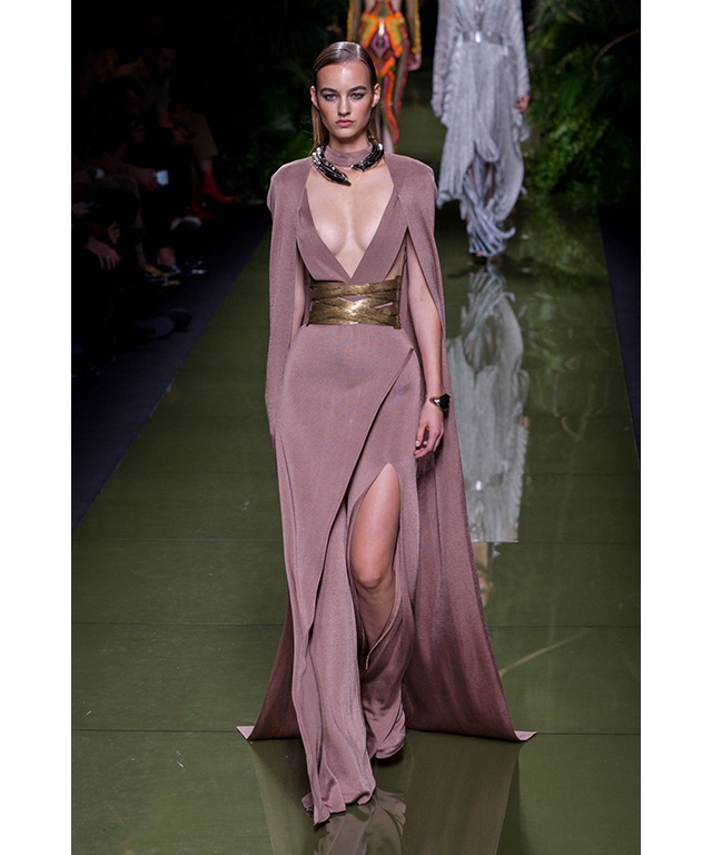 Balmain: a new way to do nude