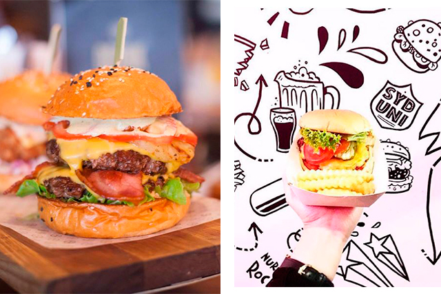 Click through to discover Sydney's 6 best burger joints