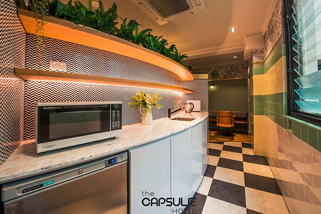 The Capsule Kitchen