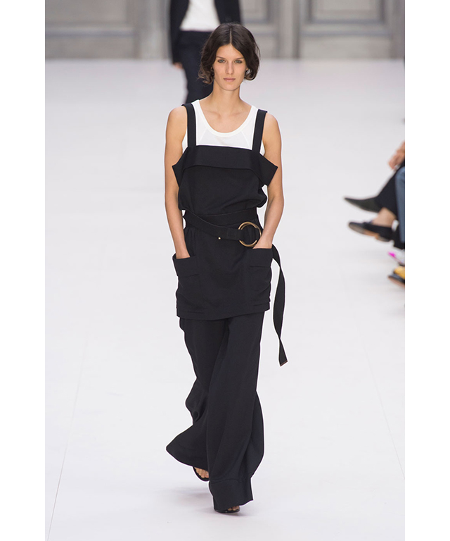 Chloé: the new dungaree