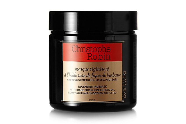 "Christophe Robin Regenerating Mask, $111: For real deal French girl hair (air-dried locks with little to no product) you need a good base. A weekly treatment with this cult-status mask – a nourishing mix rich in Prickly Pear seed oil - should do the trick<p><a href=""https://www.net-a-porter.com/au/en/product/514419/Christophe_Robin/regenerating-mask-250ml"">net-a-porter.com</a></p>"
