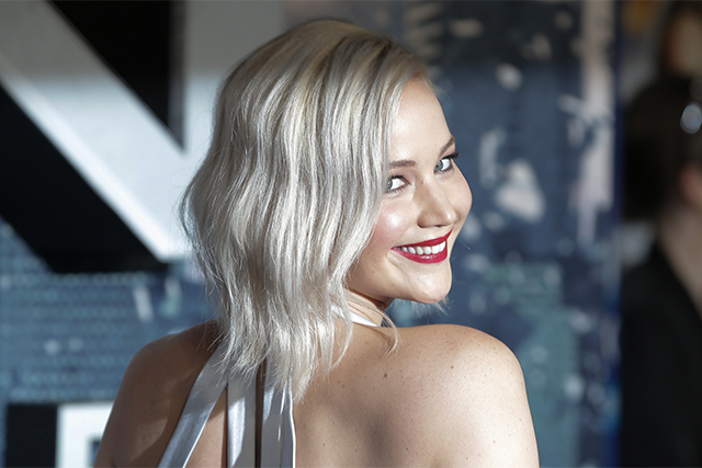 Jennifer Lawrence US$46 million