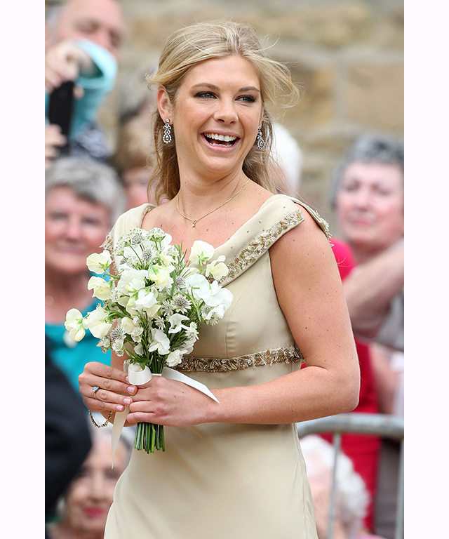 "Chelsy Davy: Davy and Harry dated from 2004 to 2010 after meeting at school. Davy even attended Prince Williams's wedding to Kate Middleton in 2011.<p><span style=""font-size: 8pt;"">(Image: Getty)</span></p>"