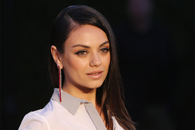 Mila Kunis US $11 million
