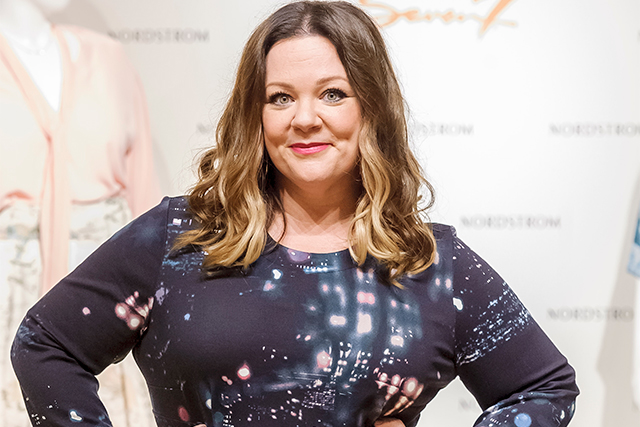 Melissa McCarthy US $33 million