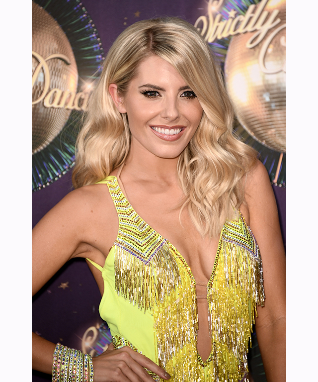 "Mollie King: King, a singer from pop-group The Saturday's, and Harry went out ""for a drink"" in 2012, but were never in a serious relationship.<p><span style=""font-size: 8pt;"">(Image: Getty)</span></p>"