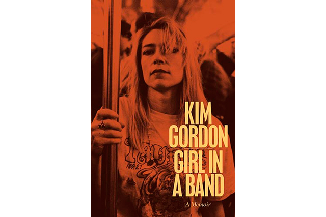 'Girl in a Band: A Memoir', Kim Gordon.  Kim Gordon, founding member of Sonic Youth, fashion icon, and role model for a generation of women, tells her story—a memoir of life as an artist, of music, marriage, motherhood, independence, and as one of the first women of rock and roll. Every bit as edgy and fascinating as you would expect from the leading lady of 80s underground rock.