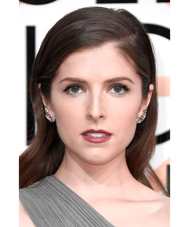 Over-parted lob: Anna Kendrick