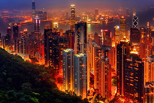 1. Hong Kong, China