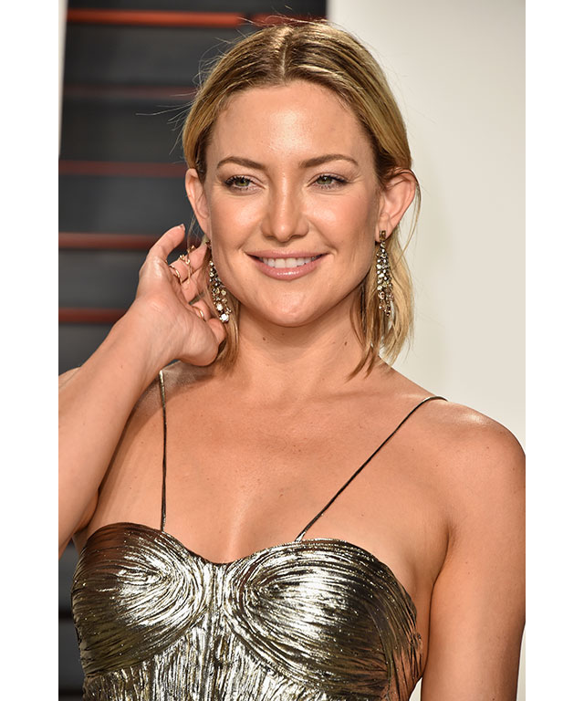 "Kate Hudson's make-up artist taught the actress a rather unusual way to bring colour to your complexion: ""I fill a bowl with ice water, and then dunk my face in and out of it for about a minute. It brings out the entire colour in your cheeks."""