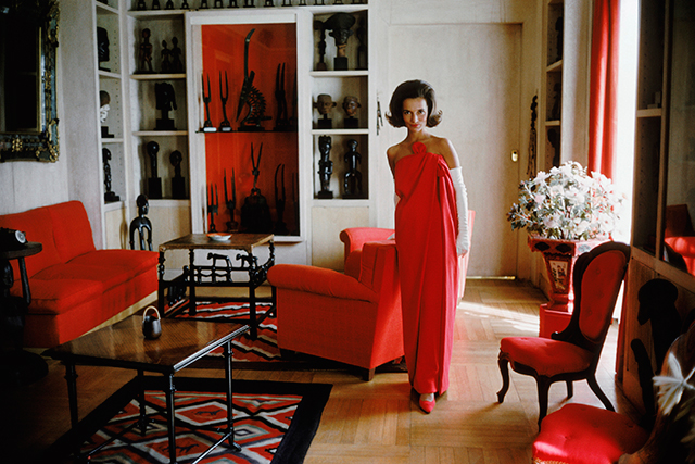 Lee Radziwill (© Mark Shaw mptvimages.com)