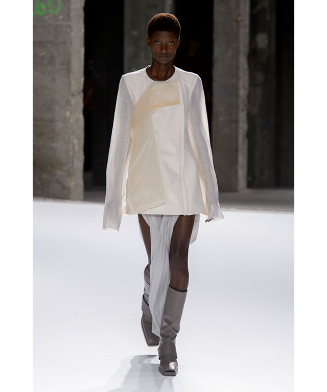 Rick Owens: soft structure