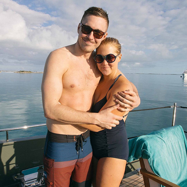 Amy Schumer and Ben Hanisch: After dating for two years, Schumer's rep confirmed the couple split in May.