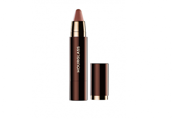 Boxing Day drinks: Hourglass Cosmetics Femme Nude Lip Stylo in No.3 Nude Rose, $46