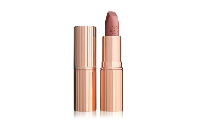 The Summer BBQ: Charlotte Tilbury Matte Revolution in Very Victoria, $48