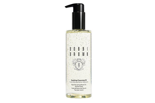 Bobbi Brown Soothing Cleansing Oil, $65 bobbibrown.com.au