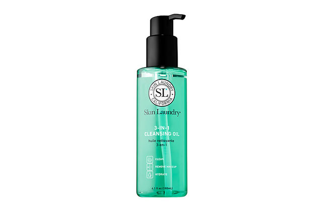 Skin Laundry 3-in-1 Cleansing Oil, $39 (approx.) skinlaundry.com